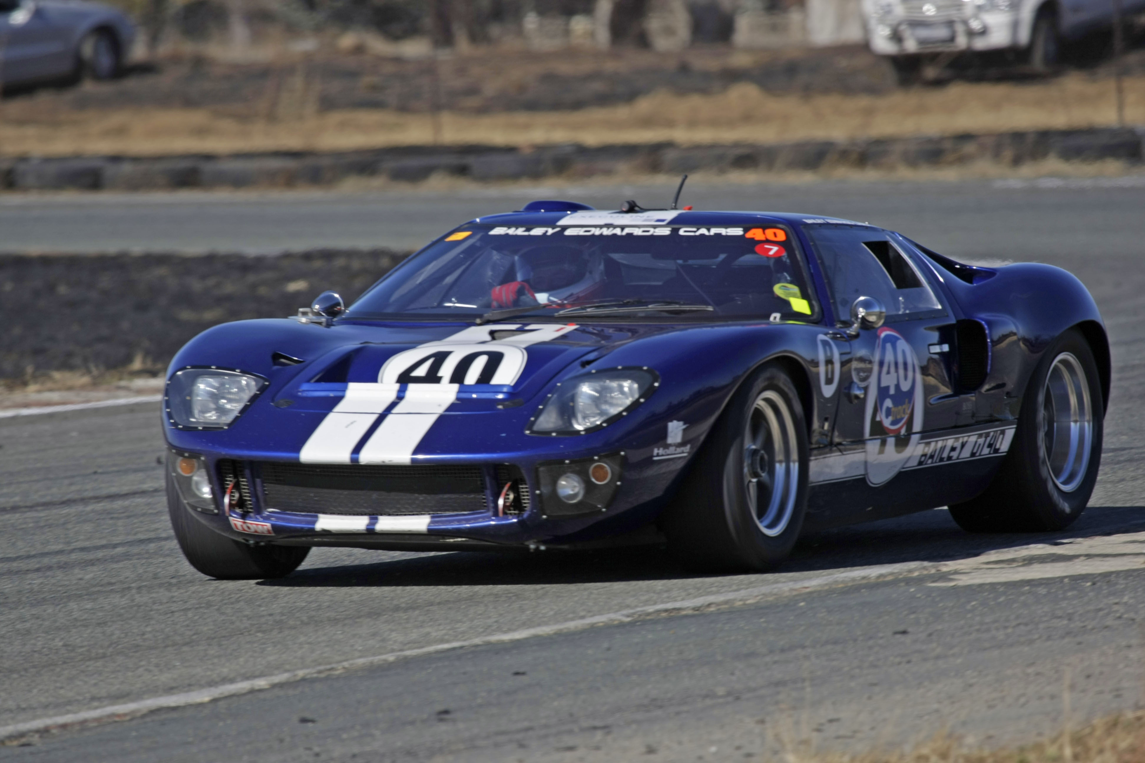 peter bailey gt40